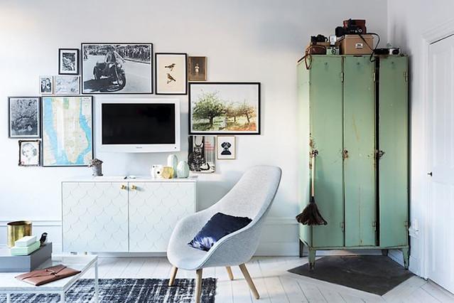 02 Apartamento sueco de estilo retro