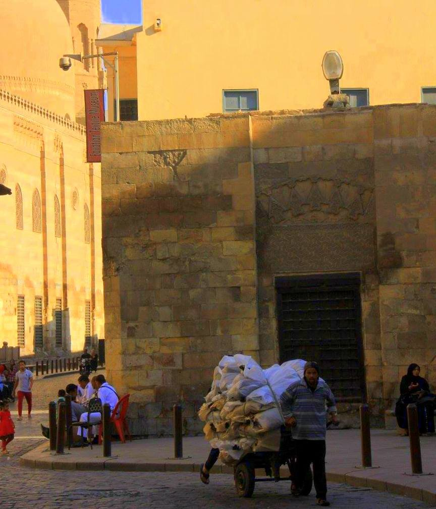 Parts of the old city are perfect for Cairo street photography