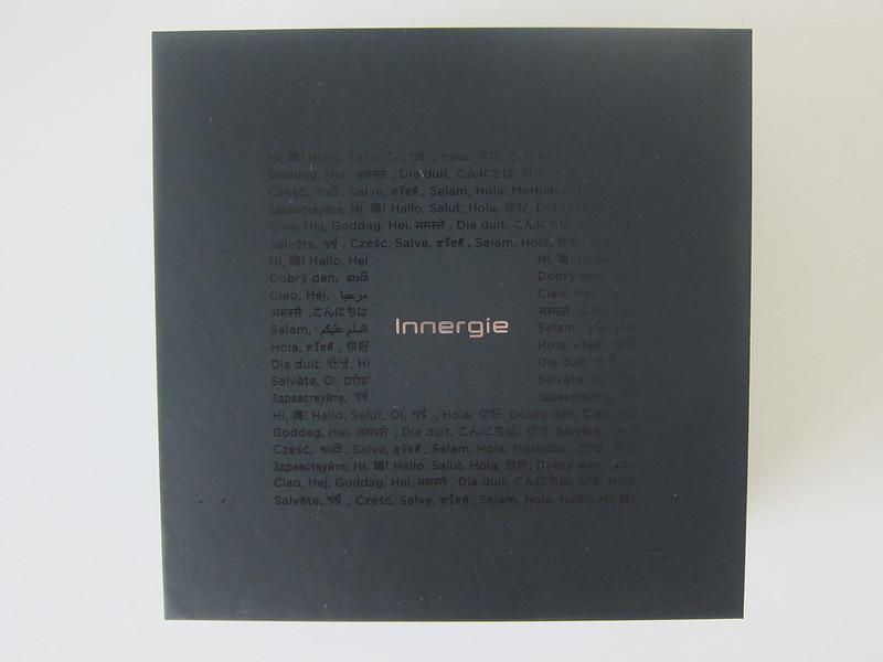 Innergie 55cc Kickstarter - Box Front