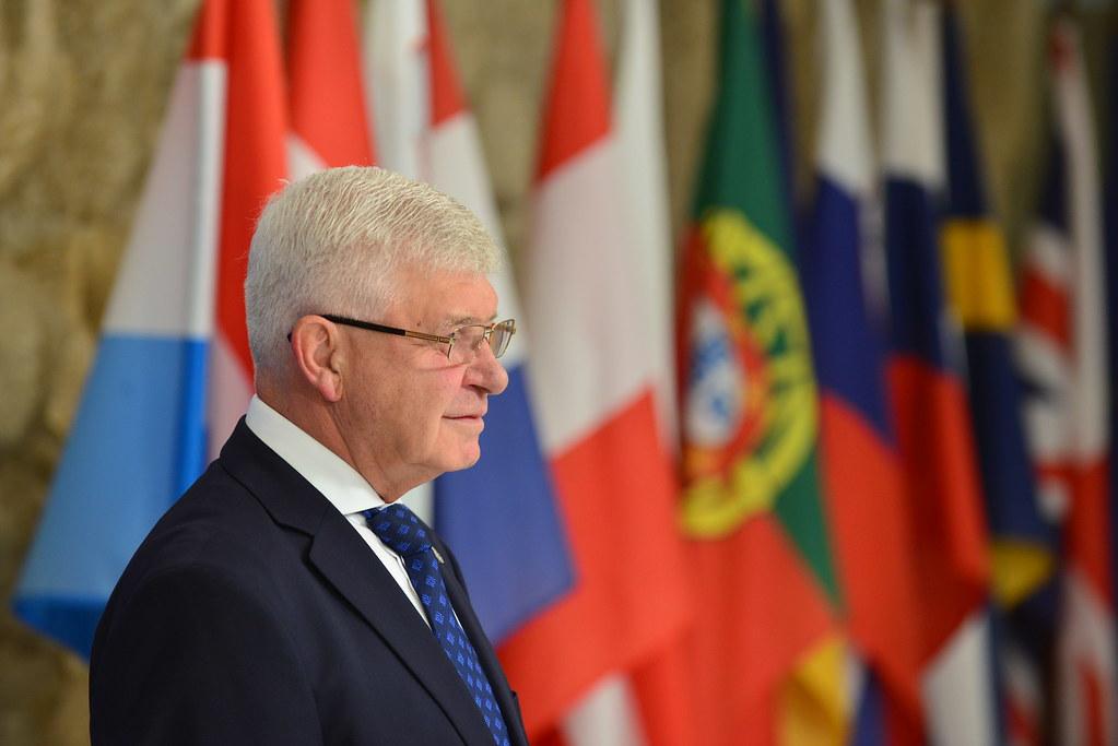 Неформална среща на министрите на здравеопазването: Ръкостискане