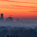 Sunrise, Edmonton, Alberta