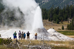 YELLOWSTONE -Upper Geyser Basin06