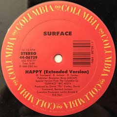 SURFACE:HAPPY(LABEL SIDE-B)