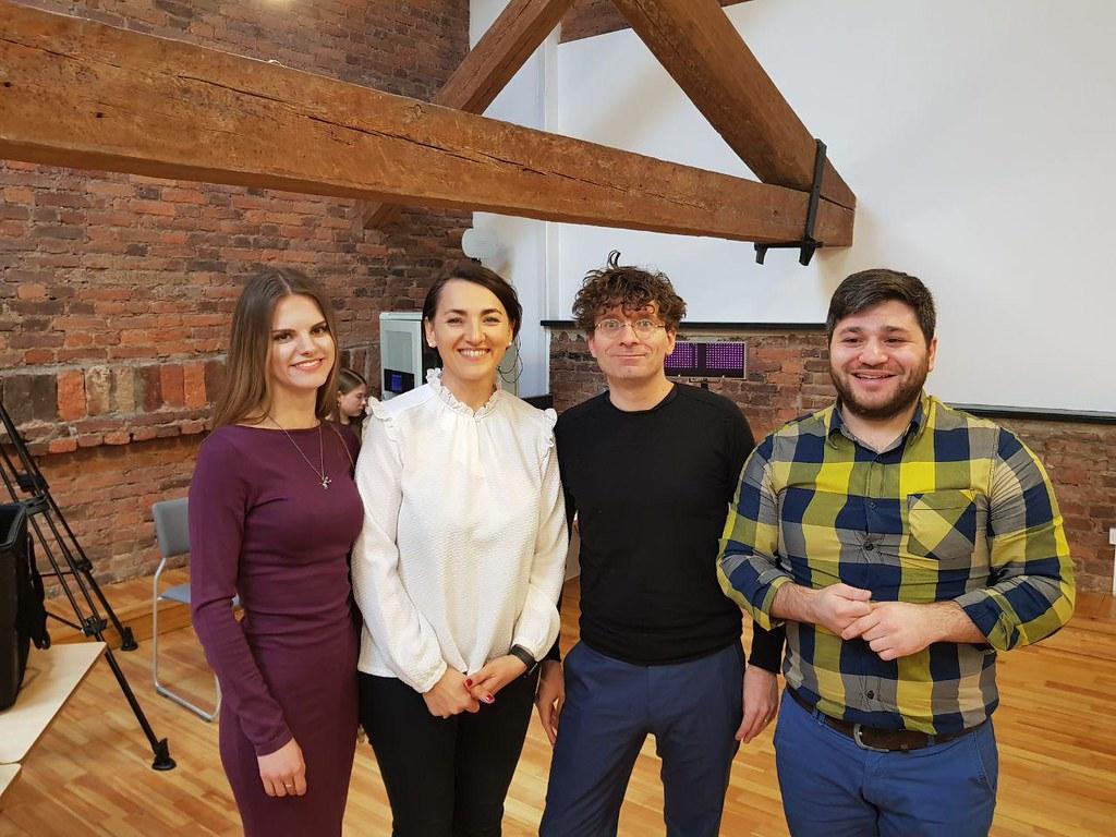 В ВШМ СПбГУ завершился образовательный проект Converge