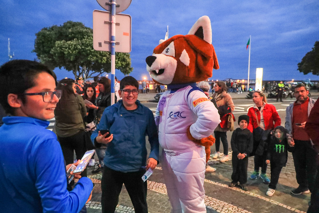 ambiance Percy during the 2018 European Rally Championship ERC Azores rally,  from March 22 to 24, at Ponta Delgada Portugal - Photo Jorge Cunha / DPPI