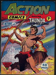 Action Series Complete Run UK.