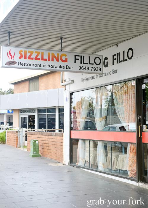 Sizzling Fillo in Lidcombe Sydney