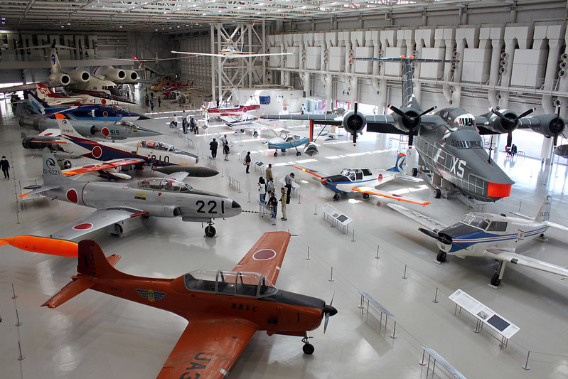 Gifu-Kagamihara Air and Space Museum