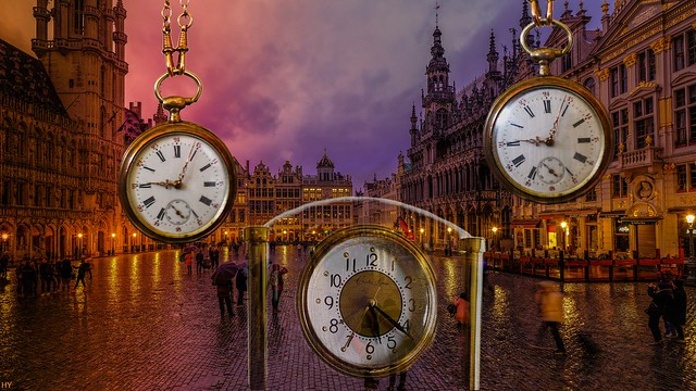 Take the time to visit Brussels