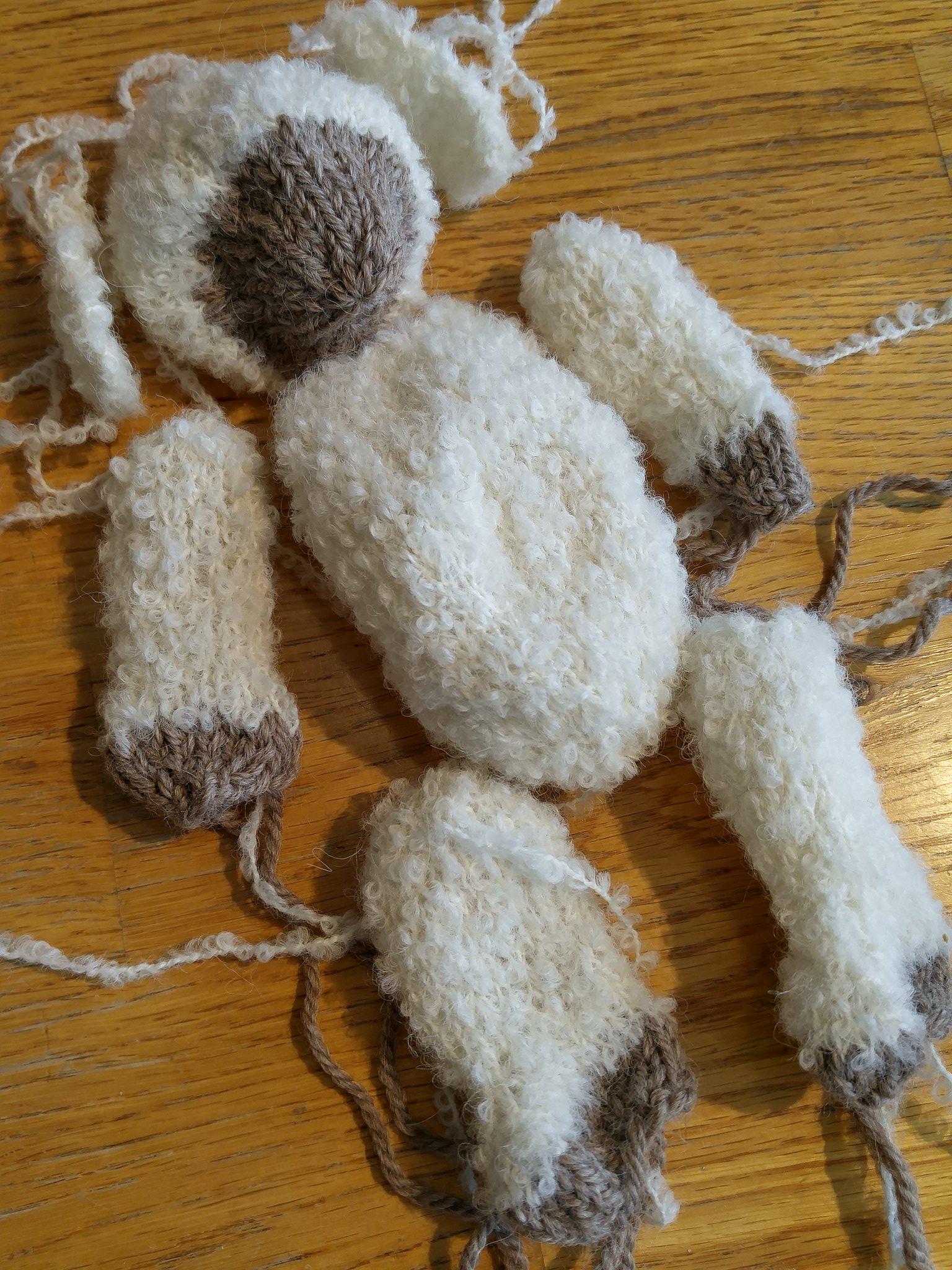 wip: Basil the Lamb