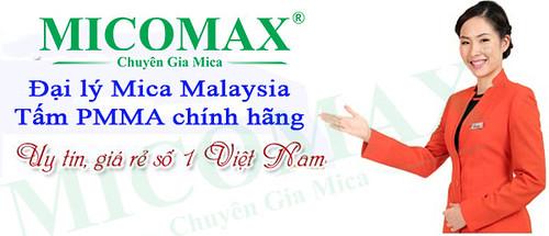 Tấm Mica Malaysia giá rẻ