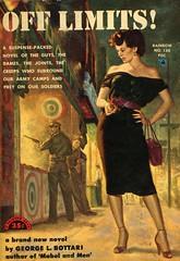 Rainbow Books 130 - George L. Bottari - Off Limits!