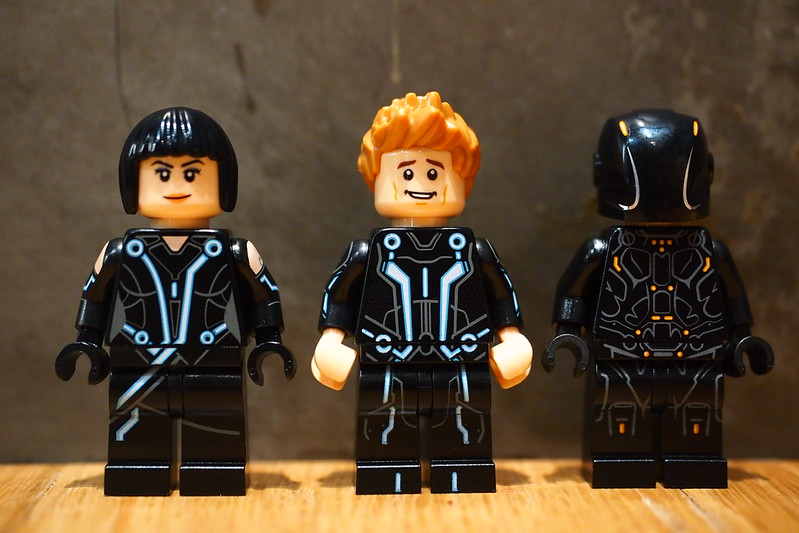 LEGO Ideas Tron Legacy 21314