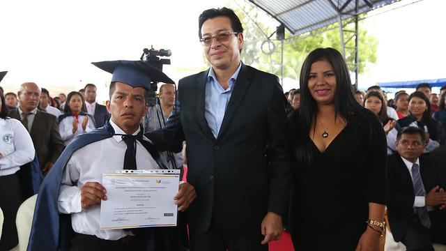 Graduación de Bachillerato Intensivo - Todos ABC - Santa Elena