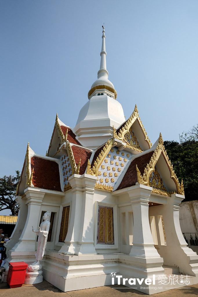华欣景点推荐 考佬寺Wat Khao Takiap (14)