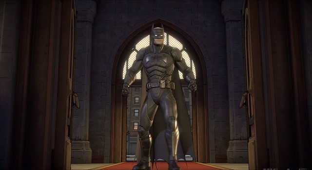 Batman The Enemy Within Episode 5 - Church Boss