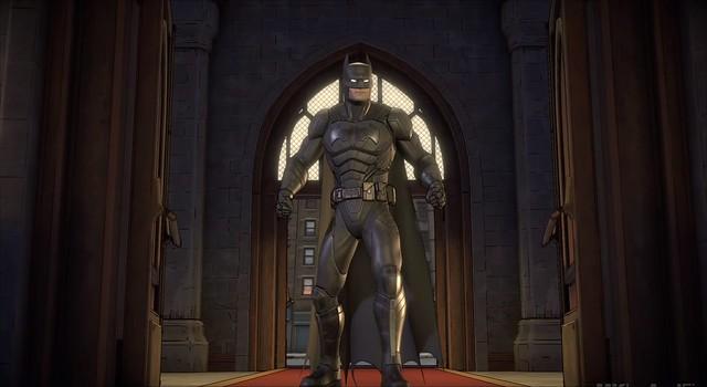 Batman Ο εχθρός μέσα στο επεισόδιο 5 - Εκκλησία αφεντικό