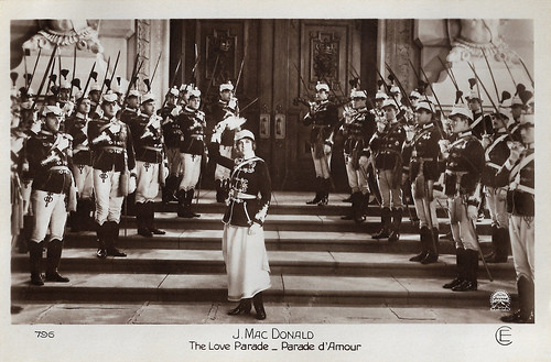 Jeanette MacDonald in The Love Parade (1929)