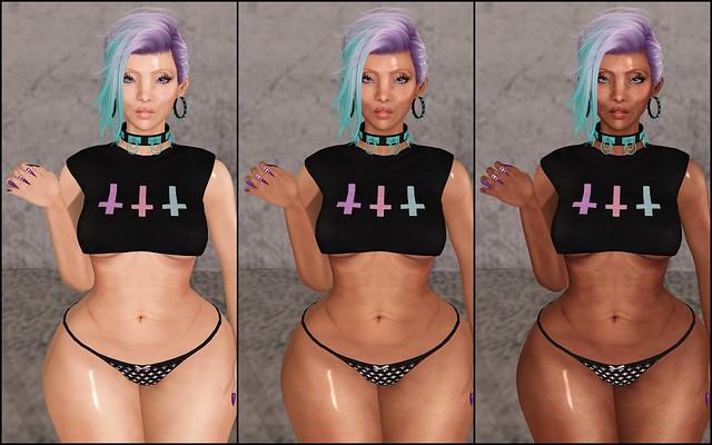 POEMA & AG. Evangeline Skin_tones