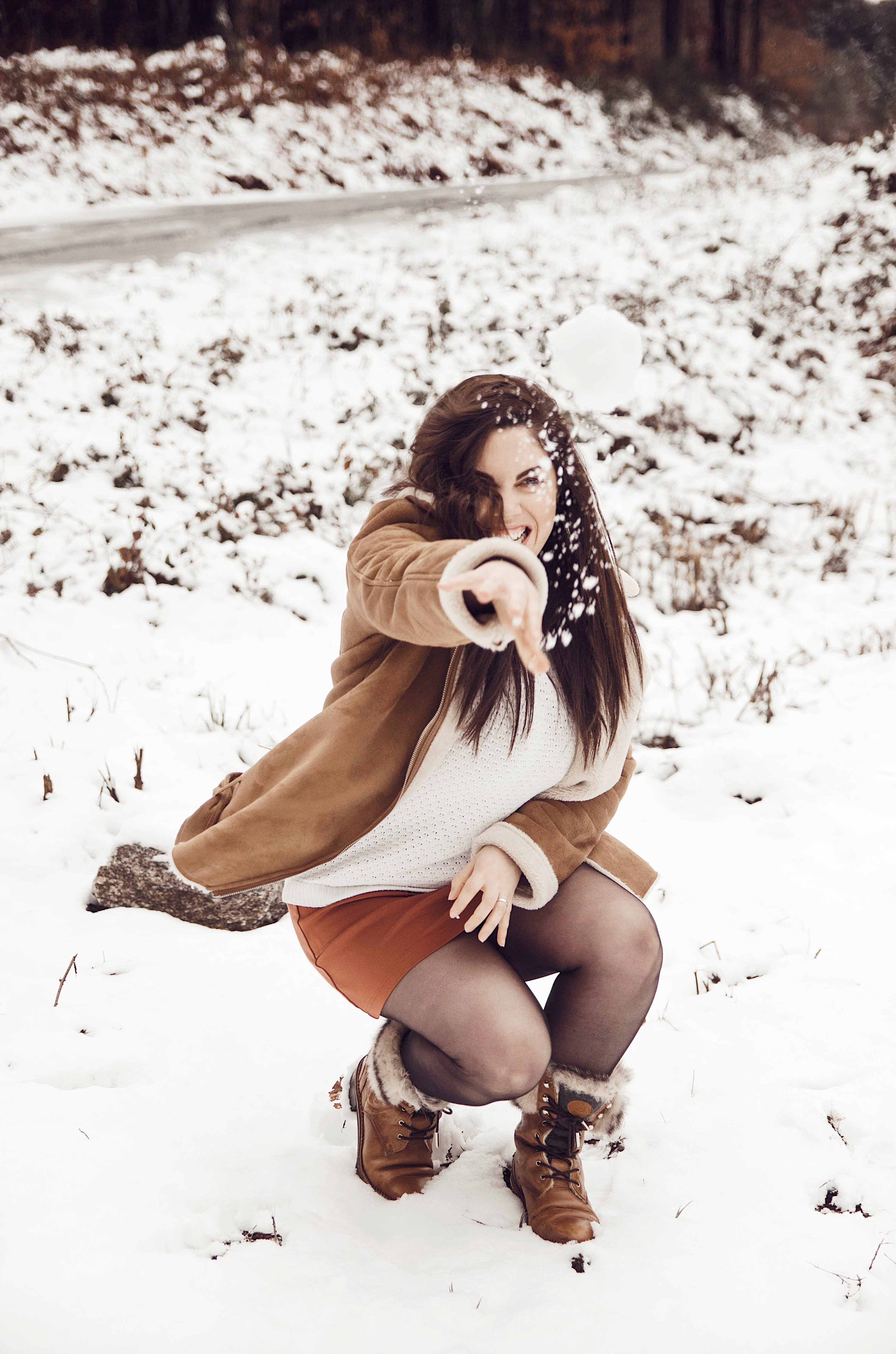 look après ski con estilo lady