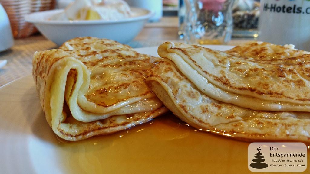 Frühstück im H+ Hotel Limes Thermen Aalen