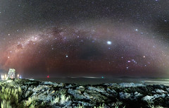 Galapagos Milky Way - Night Sky Astrophotography Isabela Island