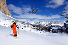 SNOW tour: Val di Fassa – mnoho nových lanovek
