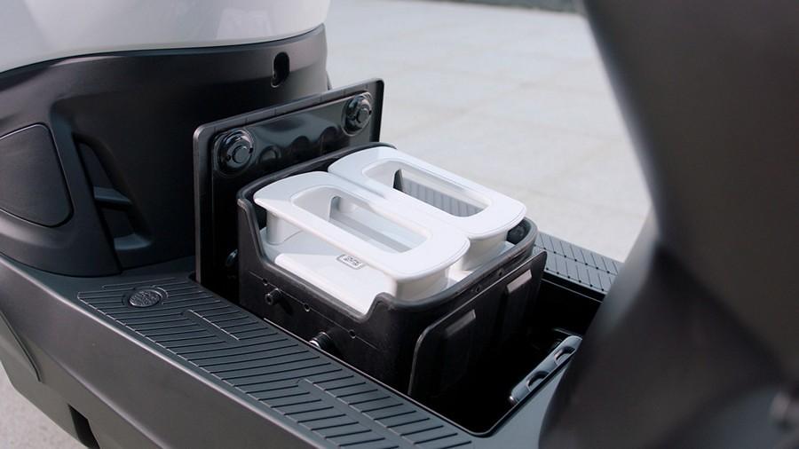Kymco Ionex EV Scooter 1