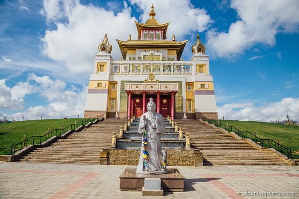 Русский Тибет или Золотая обитель Будды Шакьямуни