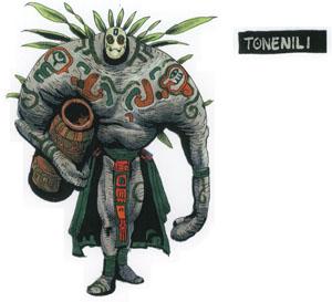 Тоненили