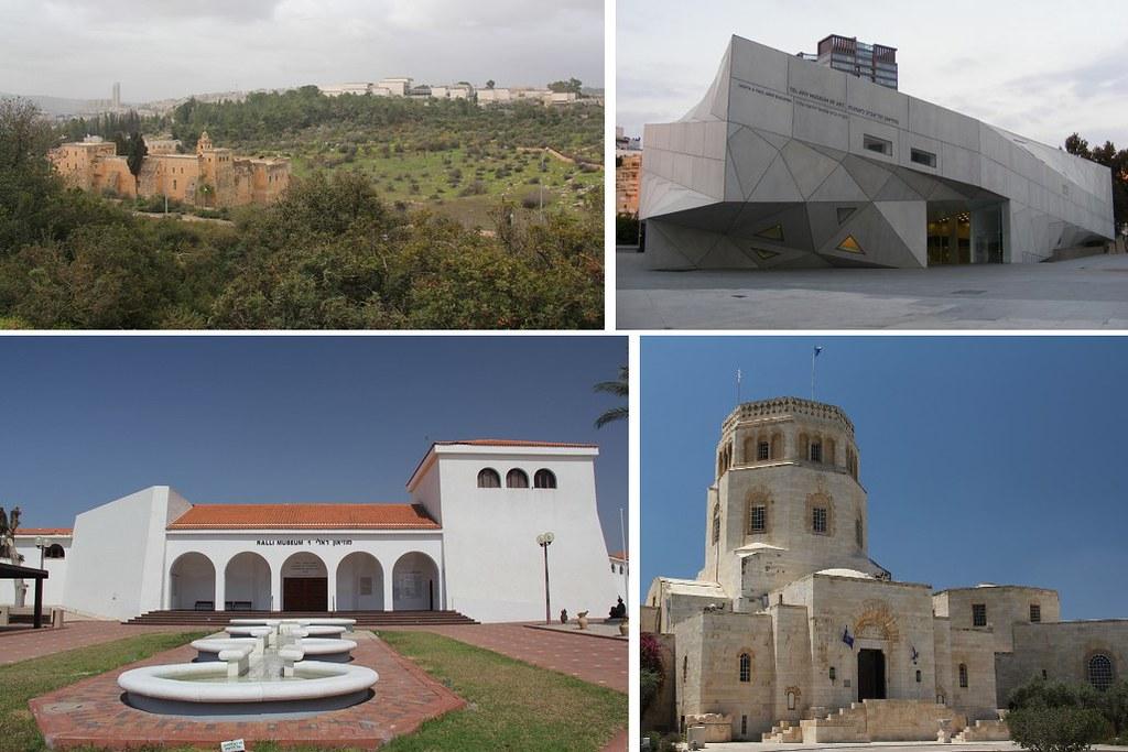 Десять лучших музеев Израиля