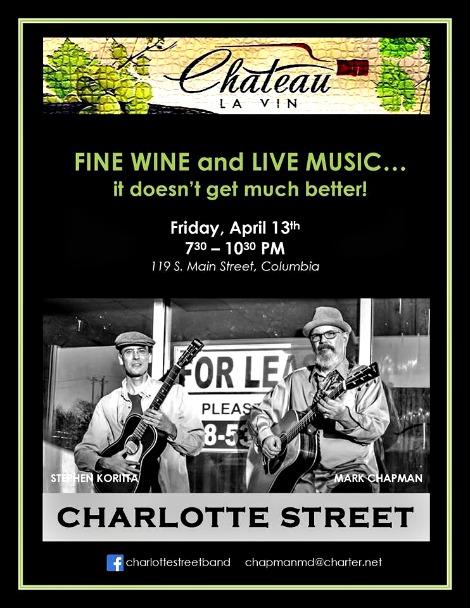 Charlotte Street 4-13-18