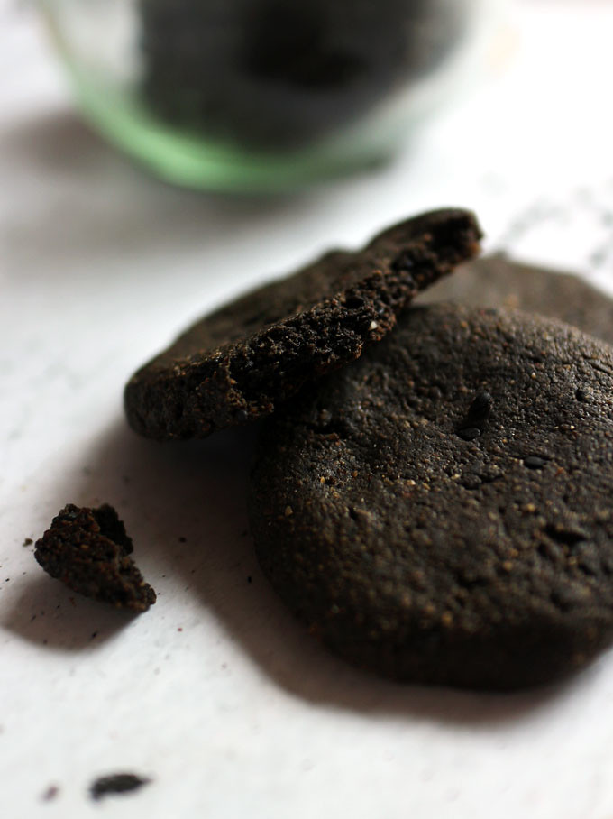 全素黑芝麻餅乾 vegan-black-tahini-cookies (9)