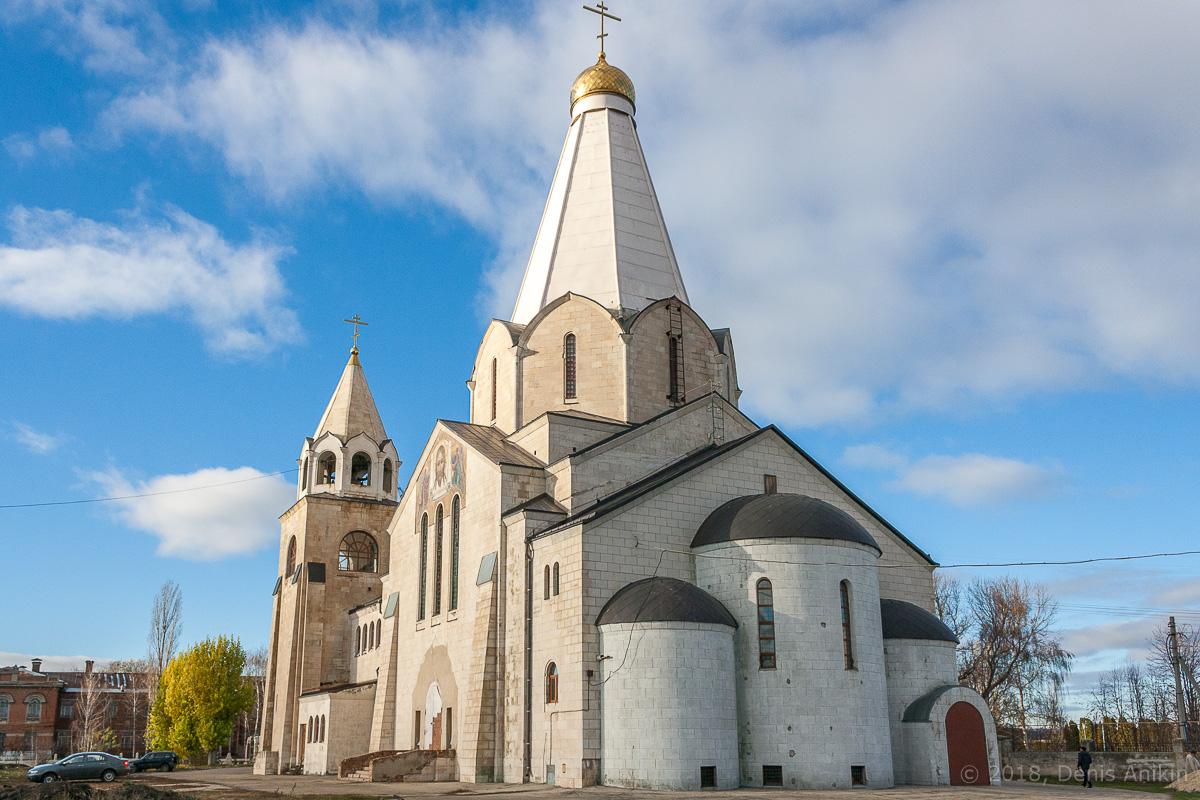 Старообрядческий храм Святой Троицы В Балакове фото 016_7956