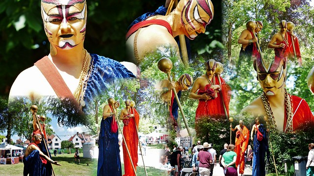 (117) Allemaal Brugge 27-06-2015 Feestje in Minnewaterpark - Collage
