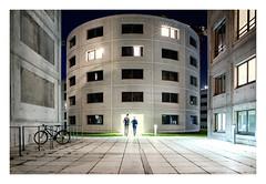 CentraleSupélec - Université Paris-Saclay : résidence étudiante - random encounters