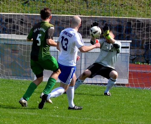 TSV Leuna 1919 II 1:5 Blau-Weiß Farnstädt II