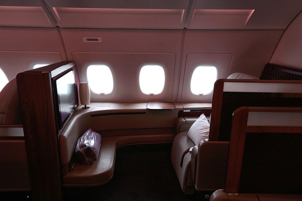 Qatar A380 First Class 12