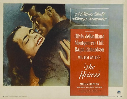The Heiress - Poster 1