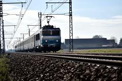 BB22000 EN VOYAGE - Photo of Saint-Cyr