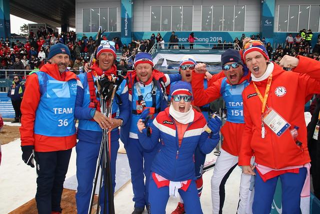 Paralympics PyeongChang 2018