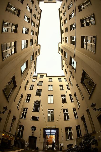 Berlin - Heckmann Höfe