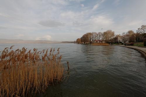 cuckove dojran lake macedonia landscape canon
