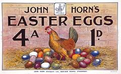 John Horn's Easter Eggs