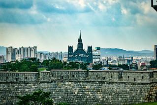 First Presbyterian Church in Suwon, Korea