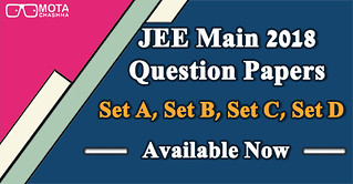 JEE Main 2018 Question Paper