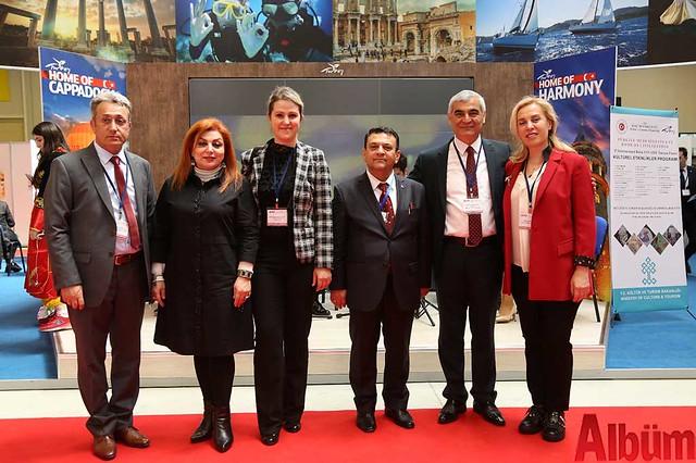 ALTAV, Azerbaycan'ın başkenti Bakü'de düzenlenen 'AITF Fuarı'na katılarak, Alanya'nın tanıtım çalışmalarını sürdürdü