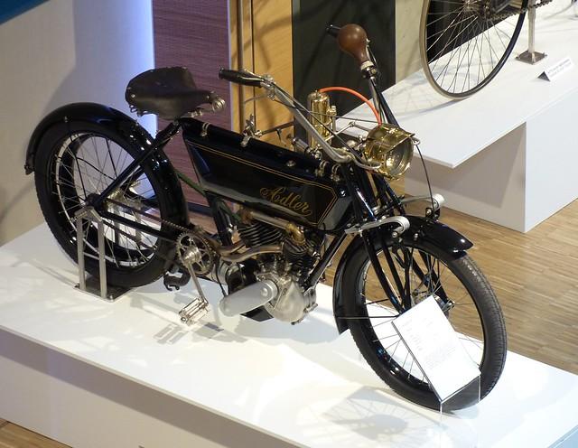 Adler 5 hp 1905 vro