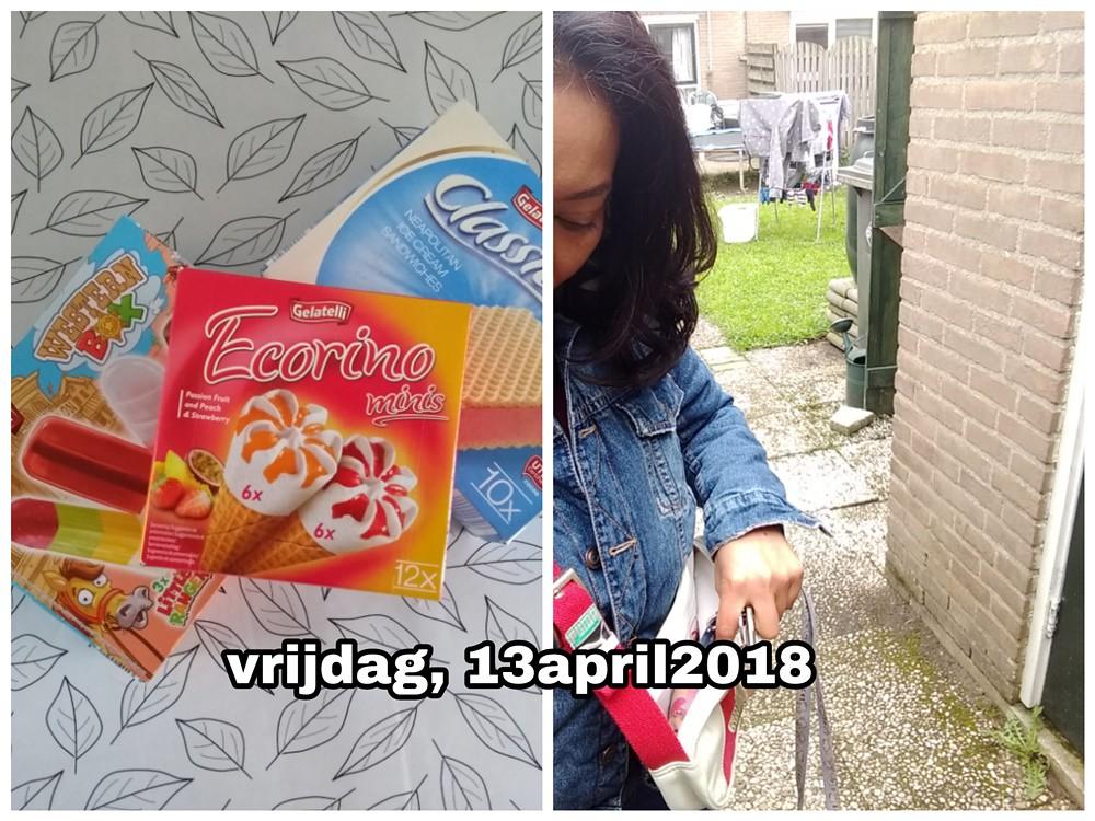 13 april 2018 Snapshot