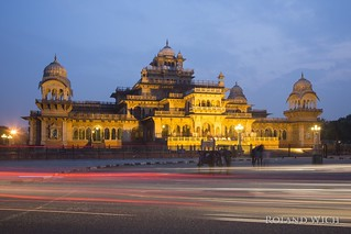 Jaipur - Albert Hall Museum